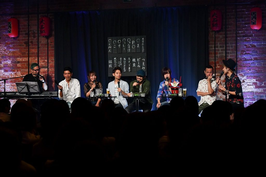 大石組ライブ
